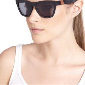 Westward Leaning N*1 Pioneer Black Sunglasses